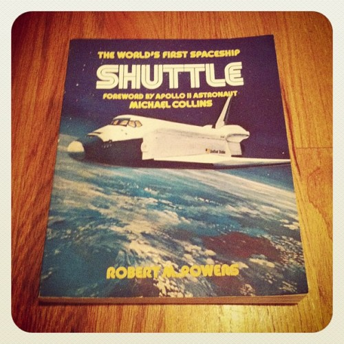 propagandery:  Shuttle: The World's First Spaceship (1979) #NASA