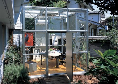 Tsubomi (Aluminum Space Packaging System) houseSource