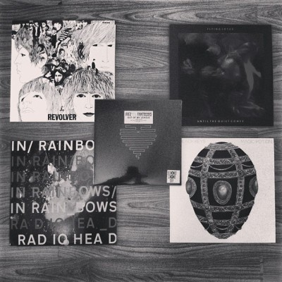 #recordstoreday #420 #beatles #revolver #flyinglotus #utqc #radiohead #inrainbows #blackkeys #magicpotion #fitz #tantrums #exclusive #veryrare