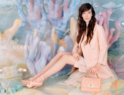 Mulberry S/S 2013 Campaign - Meghan Collison by Tim Walker