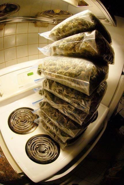 bleethehippie:  POUND it??✊🍃  See Ma… I cook😌😜