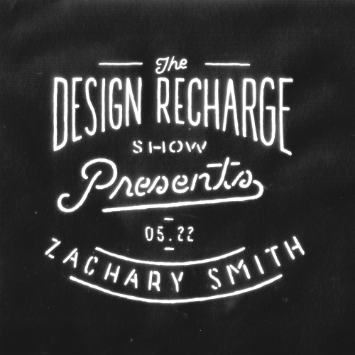 Tomorrow, at 2:30pm ET I will be doing a live interview with The Design Recharge Show.  I know many of you have questions for me and tomorrow I will (hopefully) answer most of them. I will be covering many subjects, including my background in design, schooling, how I market myself, what inspires me, my process/tools I use, and much more..  Please tune in! If you can't tune in live, don't worry, it will be recorded and you will be able to watch later
