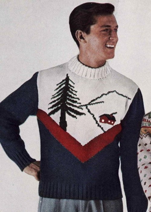 Threaded: Your Guide to Ugly Christmas Sweaters I'm not gonna lie, I'd rock the heck out of some of these.