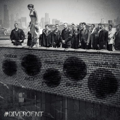divergentofficial:  From the Divergent movie Facebook page…happening today!! Entertainment Weekly will debut the exclusive first look at one of the faction symbols from the film.  Can you guess which one?
