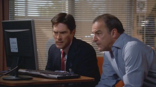 Hotch: You said its called fanfiction?  Gideon: Yes.  Who knew that Reid liked being on top.  But Morgan has a surprise for him in the next chapter.  Keep reading…things are about to get interesting.