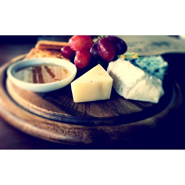 cheese board. #magnumthailand #burpple