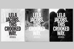 Lela Jacobs. This crooked way.