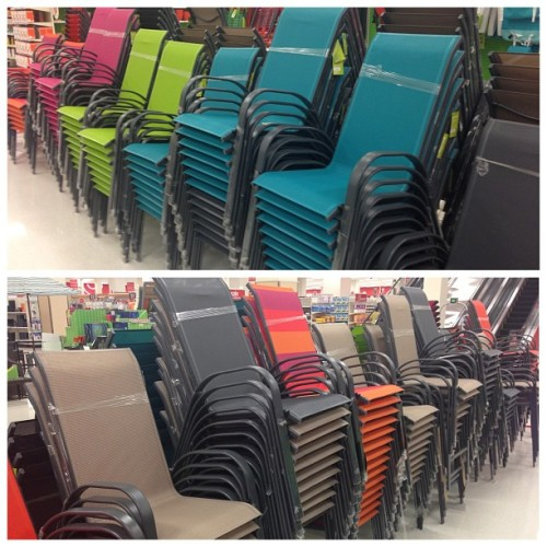 Just have to decide on a color/colors. Plenty in stock.  (at Target)