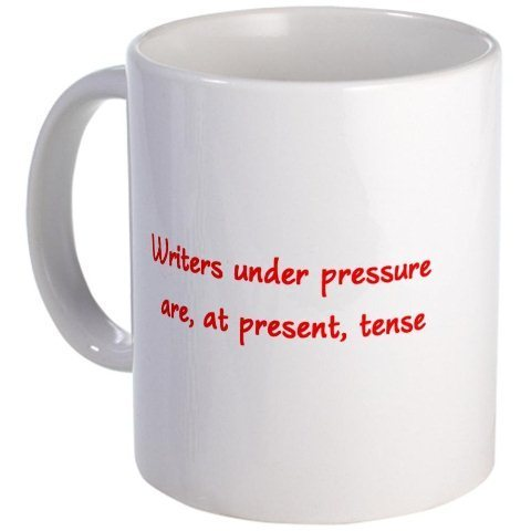 Yet another awesome writer mug