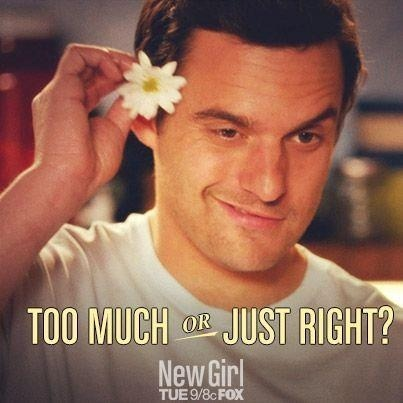newgirlcrazyfan:  How is this even a question???