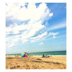 757shorebound:  Lovely beach day
