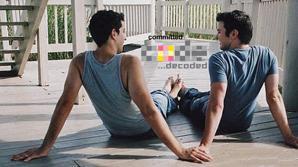 "codedecoded:  code…decoded introduces the committed code: Gender neutral ""identity"" icons for a new generation of LGBT+ (◕‿◕) Our civil rights and marriage equality depend on how seriously we're committed to each other and to the cause itself. In the end with or without marriage - equality - starts and ends with a commitment. Identify yourself with pride. One Message…Your Voice."