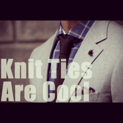 Knit Ties Are Cool #ArgyleLife #Argyleculture #knitties #ties #mensfashion (cc: @ohdam_apparel)