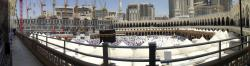 "yasmeeeheart:  So Yesterday I Performed My Second Umrah, I did it during Duhr so it wasn't ""zahma"" there.Alhamdulillah i had chance to touch wall of Kaaba and Subhanallah it was amazing. My heart was beating so fast this time and I suddenly start cry ❤ Alhamdulillah to become Muslim and see real beauty of ISLAM…"