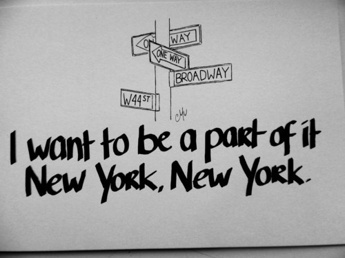 newyorkisforlovers:  New York only! Follow this blog if you love New York.