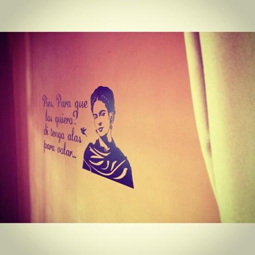 Si tengo alas para volar … (en Mamakushe)