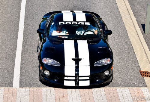 carpr0n:  The d is silent Starring: Dodge Viper GTS (by piolew automotive photography [Top Marques 2013])
