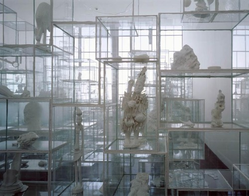 incanti:  Terrence Koh - Untitled (Vitrines 5 - Secret Secrets) 2006