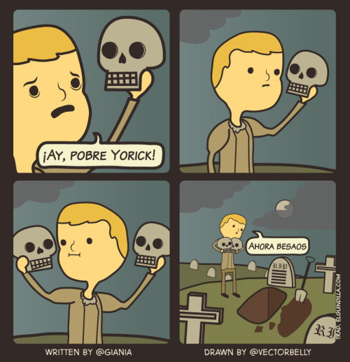 Yorick nos persigue hasta en Tumblr.