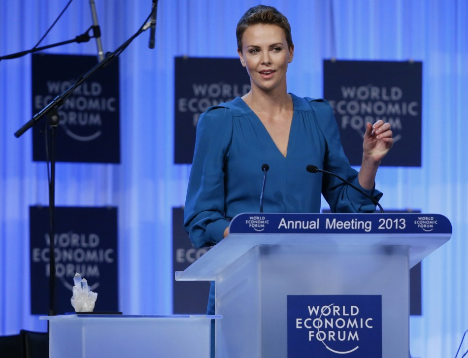 Davos World Economic Forum: David Cameron, Bill Gates and Charlize Theron All Present, But Who Else? http://www.ibtimes.co.uk/articles/426690/20130122/davos-world-economic-forum-charlize-theron-cameron.htm