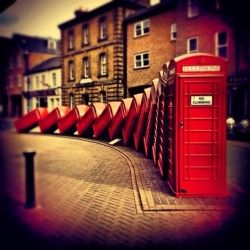#telephone #boxes #art #kingston #londonlife #london #england #uk