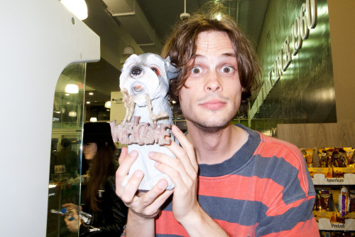 terrysdiary:  Matthew Gray Gubler… Welcome!