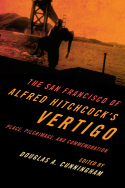 "On this date in history — Today, in 1958, Alfred Hitchcock's ""Vertigo"" premiered in San Francisco, where the film was shot. Today, it considered to be one of the best movies ever made. In fact, this year, the British Film Institute named it the best film ever, sliding ""Citizen Kane"" into second place — http://bit.ly/YIAUbp. In The San Francisco of Alfred Hitchcock's ""Vertigo"" — Place, Pilgrimage, and Commemoration, Douglas A. Cunningham has assembled provocative essays that examine the uniquely integrated relationship that the 1958 film enjoys with the histories and cultural imaginations of California and, more specifically, the San Francisco Bay Area."