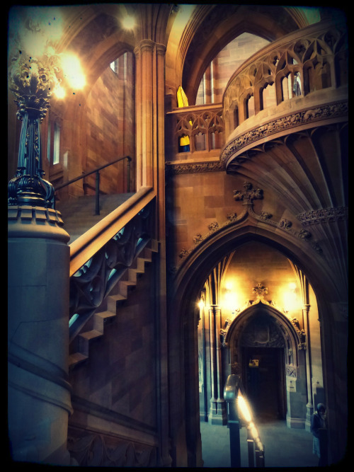The John Rylands Library in Manchester. When can I move in?!