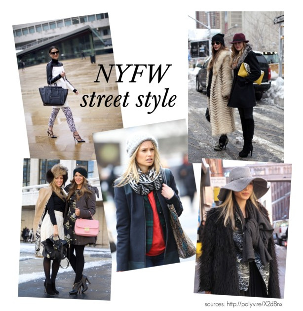Some of our favorite street style spotted around Lincoln Center for NYFW.