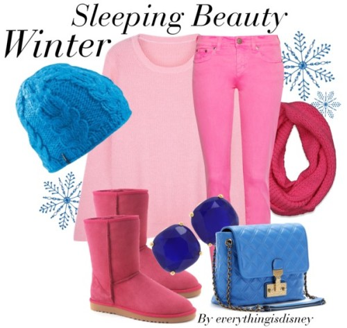 Sleeping Beauty-Winter by everythingisdisney