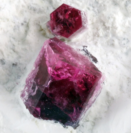 themineralogist:  Red Beryl