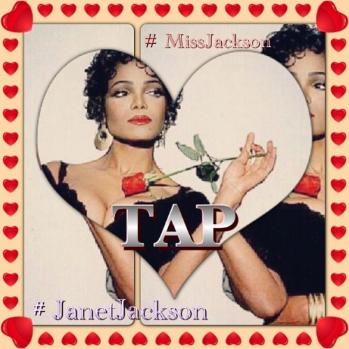How many likes can I get for wifey number 1 JANET herself. ❤❤❤ #damitajo #janetroops #janetfam #missjackson #janetjackson #velvetrope #nasty #valentinesday #vday