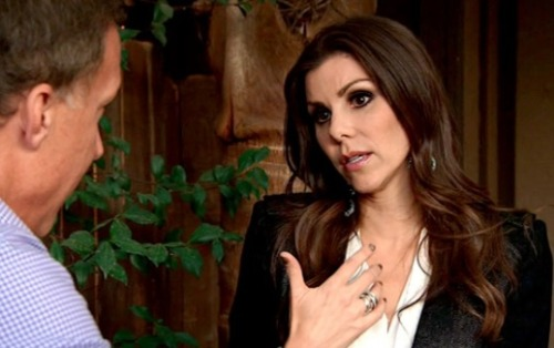 'RHOC' Star Heather Dubrow Confronts Marriage Problems