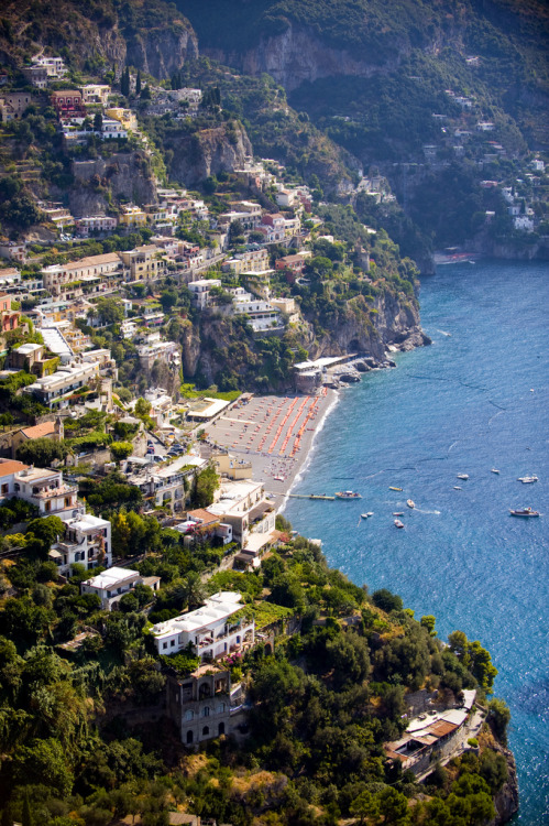 travelingcolors:  Positano | Italy (by Mitch's Corner)
