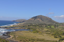 Makapu'u Point Lighthouse Trail Oahu, Hawaii submitted by: let—love—grow, thanks!