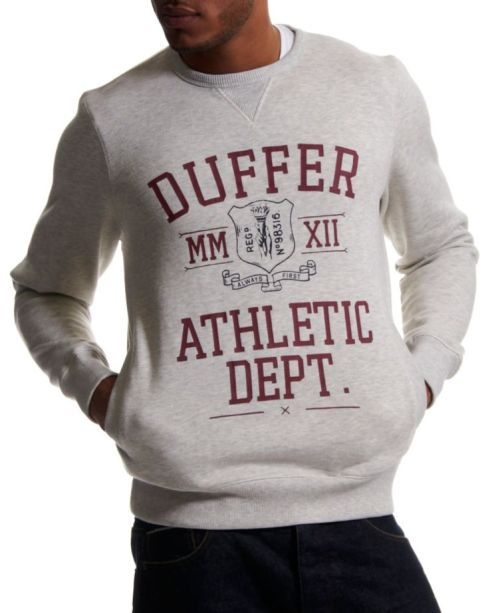Duffer of St George Athletic Department Pocket Sweatshirt