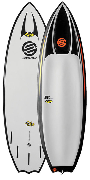 5'9 Fang Deck! This puppy has a raised concave deck w/ kick tail! Great for punting and getting all radical on! Designed by Chris Gallagher! More info here -> http://bit.ly/18Qizen