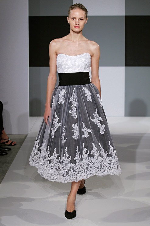 Isaac Mizrahi for the Maid of Honor