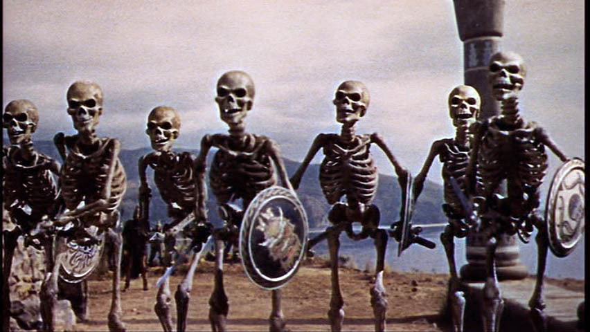 RIP Ray Harryhausen,
