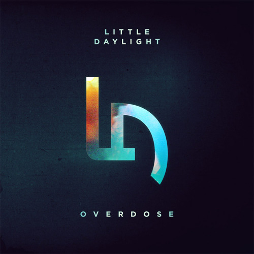 "Cover art for Little Daylight's debut single, ""Overdose"""