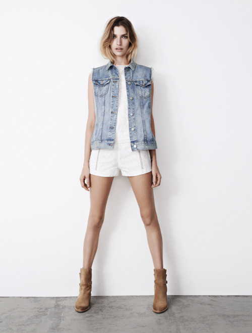 AllSaints S/S 13 Lookbook