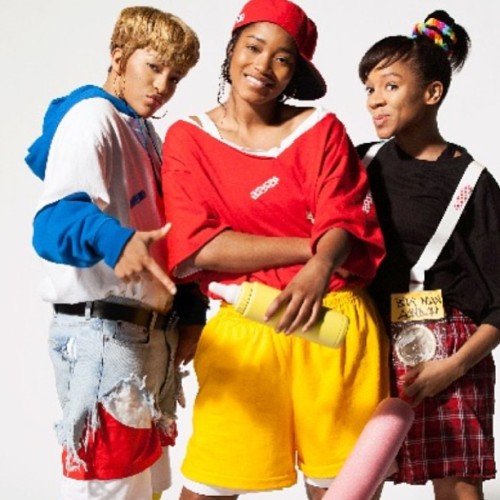 vibemag: #RECAP  #TLC biopic in works. Can you guess who's who? Go: