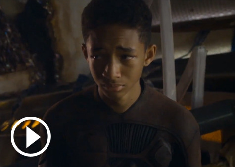 teendotcom:  Watch: Exclusive Clip From Jaden Smith's 'After Earth'
