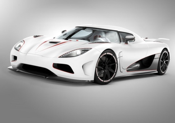 World's 10 fastest cars. Check out #8, Agera, my favorite, with a tank of an engine at 1115 hp. Only 3M$. - ad http://bit.ly/14auxwd