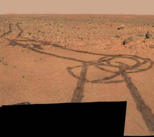 Curiosity Rover Has Been Drawing Penises All Over Mars Wait until Curiosity discovers Uranaus. AYYOOO!