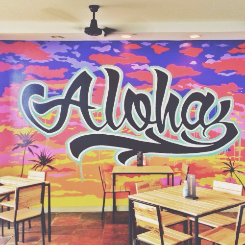 Cool and delicious new pizza place in Lahaina!