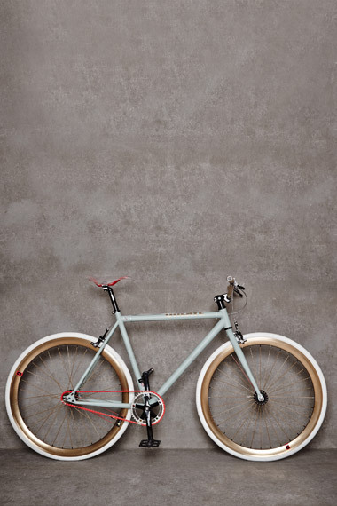 Create Originals Mint 59cm Bike