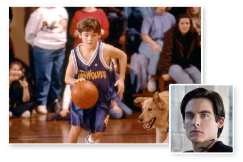 WHOA, Mortal Instruments star Kevin Zegers is Josh from Air Bud?!