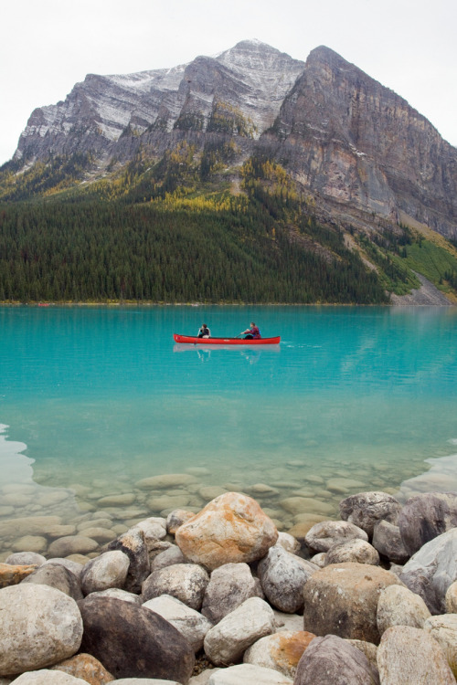 7000stars:  Lake Louise (by softclay)