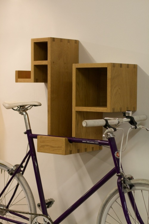 davewellbeloved:  Love one of these for my house  (via In photos: urban cycling show Spin London hits Brick Lane | CycleLove)